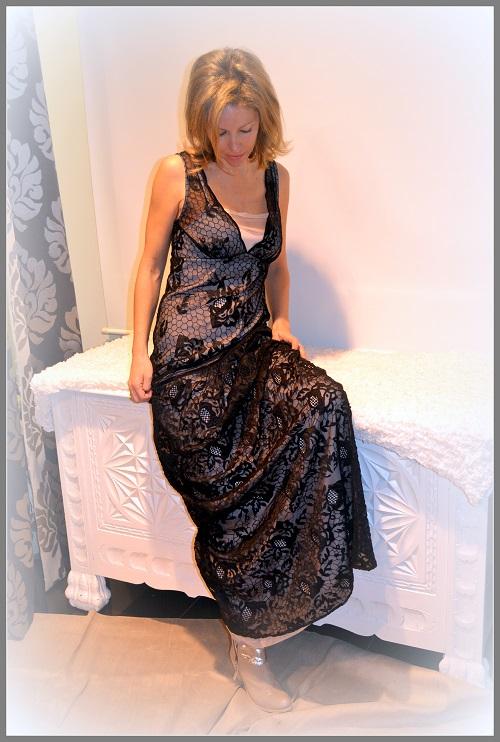 Vestidos largos hoss intropia