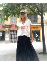Camiseta TOXIC Blanca