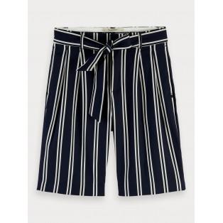Scotch & Soda Shorts con pinzas