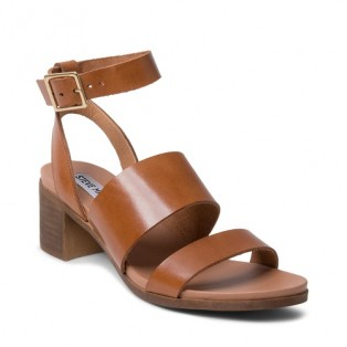 Alex Steve Madden Cognac Leather