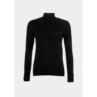 Suéter negro Tiffosi