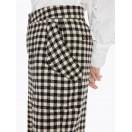 Pantalones Scotch&Soda de cuadros de pernera ancha