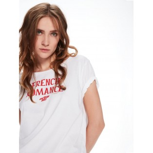 Camiseta relaxed fit con motivo gráfico Scotch&Soda