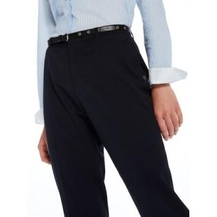 Pantalones entallados Maison Scotch