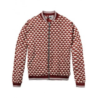 Bomber Reversible Scotch&Soda Printed