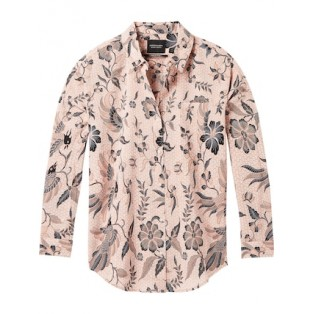 Camisa estampada Scotch&Soda