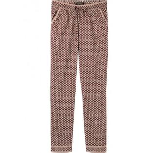 Pantalones Scotch&soda de algodón estampados