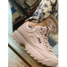 FILA DISRUPTOR LOW WMN ROSE SMOKE