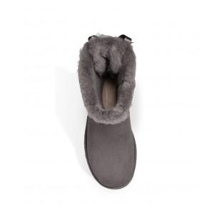 UGG BOTA BAILEY BOW II gris