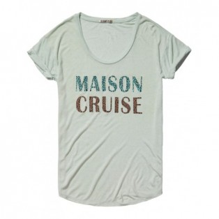 Camiseta Maison Scotch