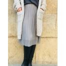 Falda Grey Skatïe