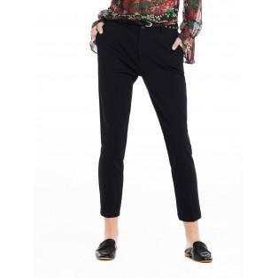 Pantalones de pinzas entallados